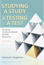 Studying a Study, Testing a Test