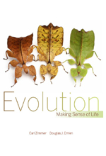 book evolution making sense of